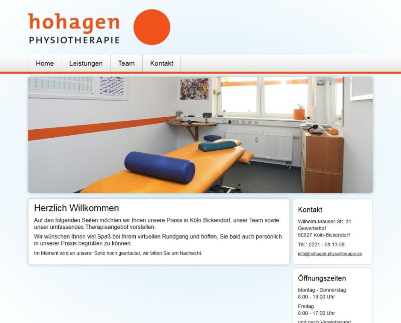 Hohagen Physiotherapie