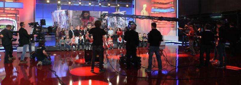 RTL Spendenmarathon-Studio
