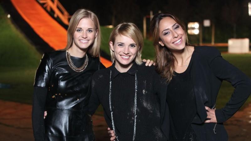 Miriam Rickli, Annie Hoffmann, Melissa Khalaj