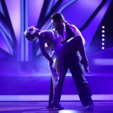 Let´s Dance: Thomas Drechsel und Regina Murtasina.