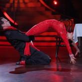 Let´s Dance:Ralf Bauer und Oana Nechiti.