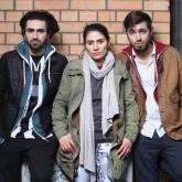 Hassan (Damon Zolfaghari), Knoche (Halima Ilter), Nick (Valentin Schwerdfeger)