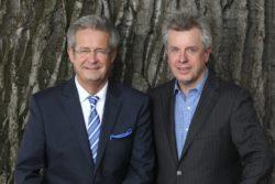 Ad Everaars und Harald Stoffels